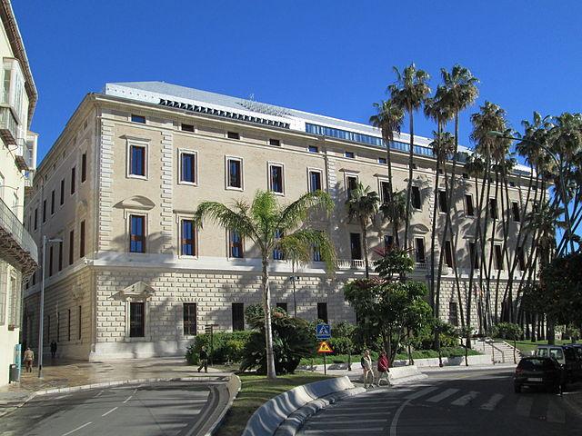 Museo de Aduanas de Málaga, junto a Alcazaba Premium Hostel