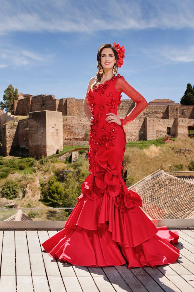 Nuria Fergó en Alcazaba Premium Hostel, tu hotel boutique de Málaga centro