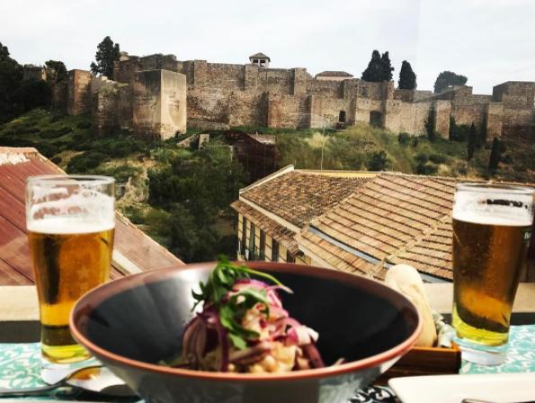 Restaurante Batik en Málaga cambia su carta